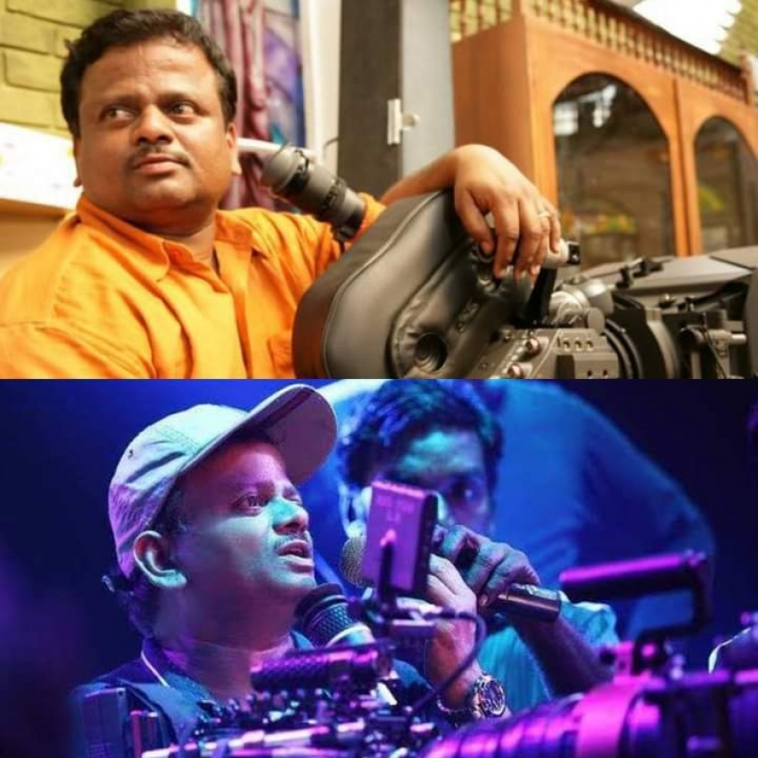 Director Anand Kv Unseen Photos