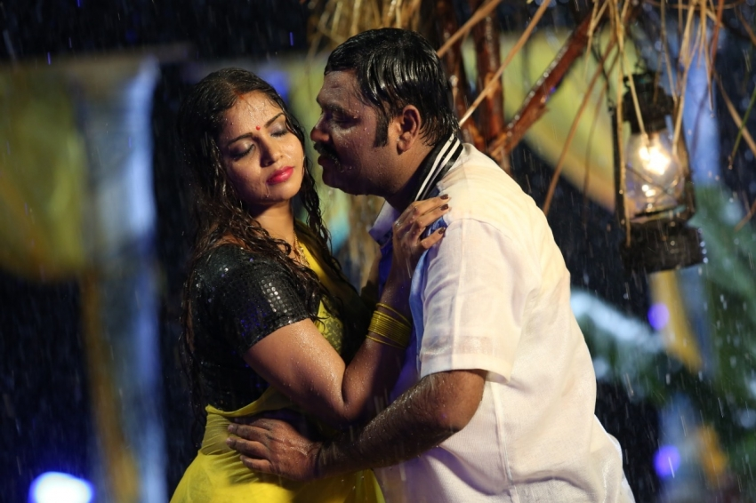 Director Maruti Released Erra Cheera Movie Song Photos