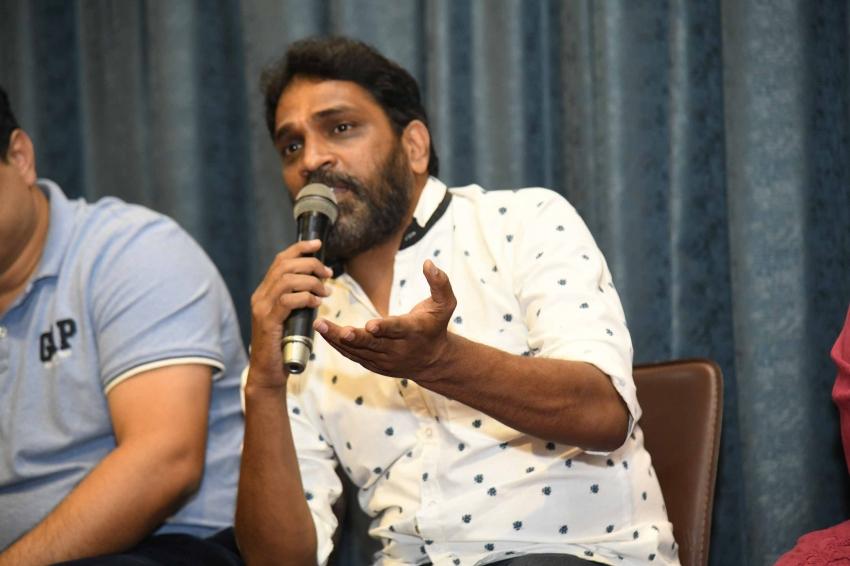 Ondu Ghanteya Kathe Film Success Press Meet Photos