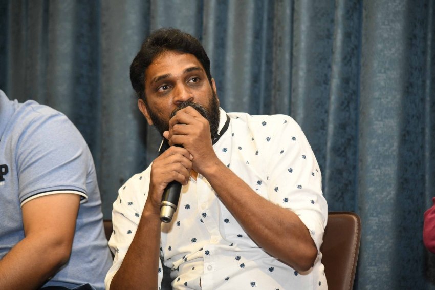 Ondu Ghanteya Kathe Film Success Press Meet Photos