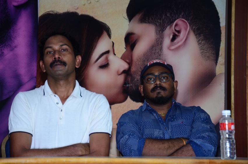 Shukra Movie Pressmeet Photos