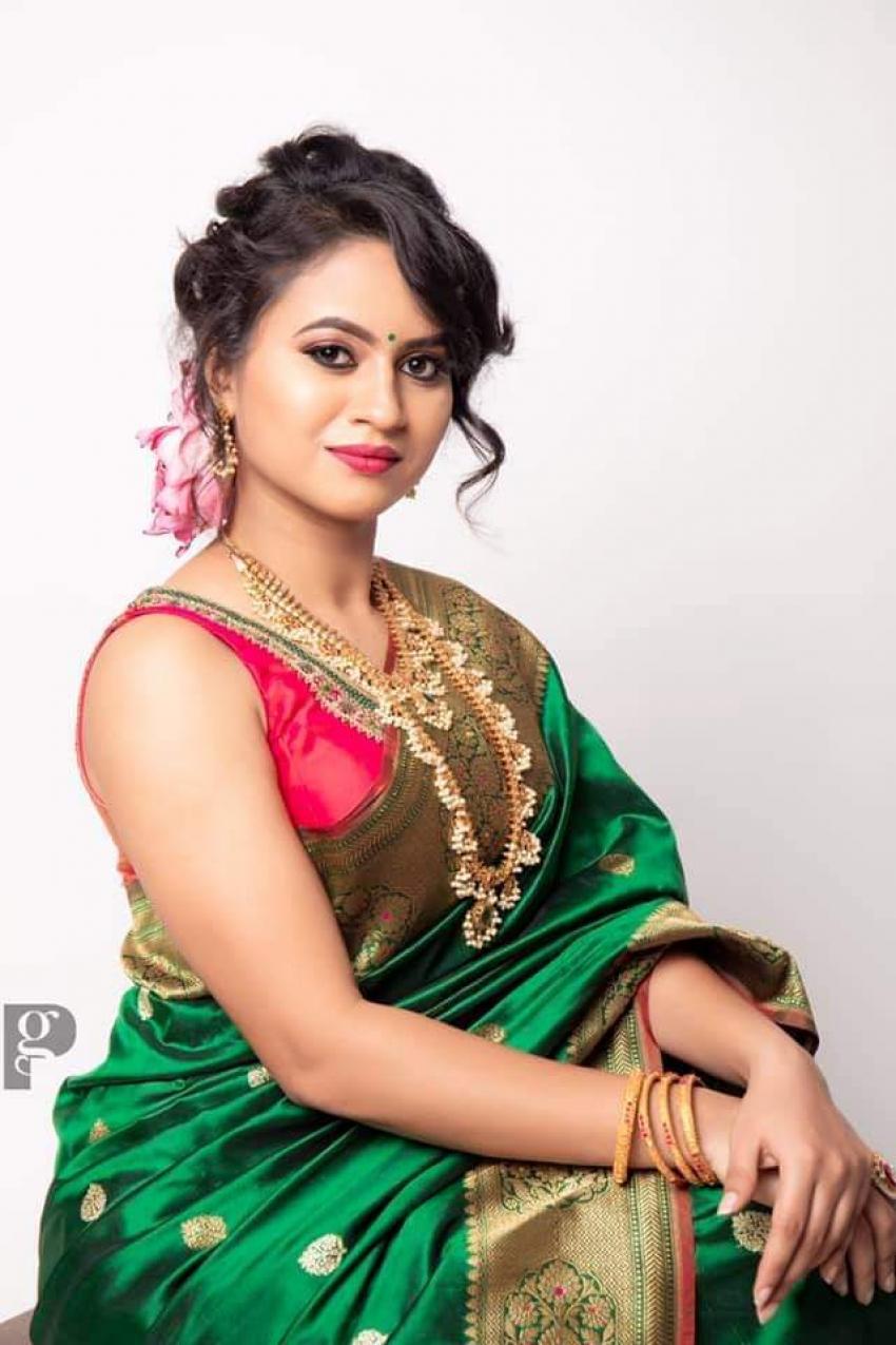 Dravya Shetty Photos