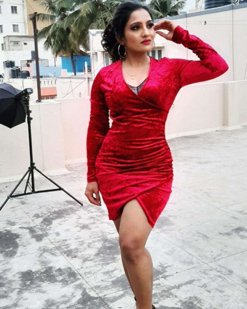 Mamatha Rahuth Photos