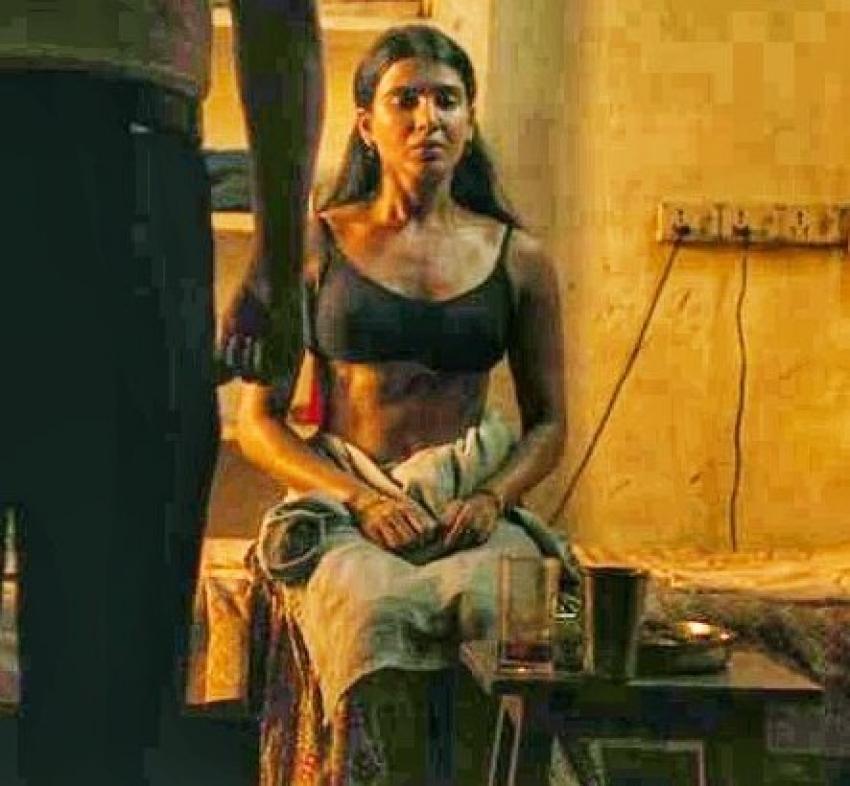 செம போல்டு.. தெறிக்கவிடும் சமந்தா.. வைரலாகும் தி ஃபேமிலி மேன் 2 காட்சிகள்!