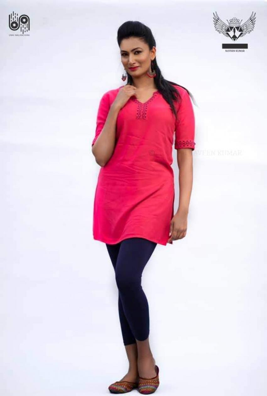 Samhita Vinya Photos