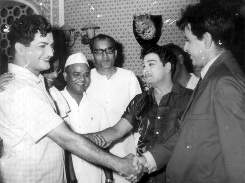 'ಟ್ರಾಜಿಡಿ ಕಿಂಗ್' ದಿಲೀಪ್ ಕುಮಾರ್ ನಡೆದು ಬಂದ ಹಾದಿ