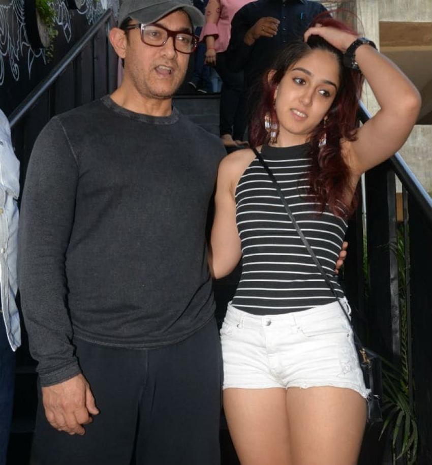 आमिर खान की बेटी आयरा खान दिखती हैं इतनी Hot, बवाल तस्वीरें