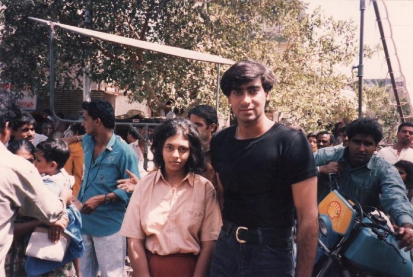 अजय देवगन की Rare अनदेखी तस्वीरें आयी सामने, पहचान पाना मुश्किल