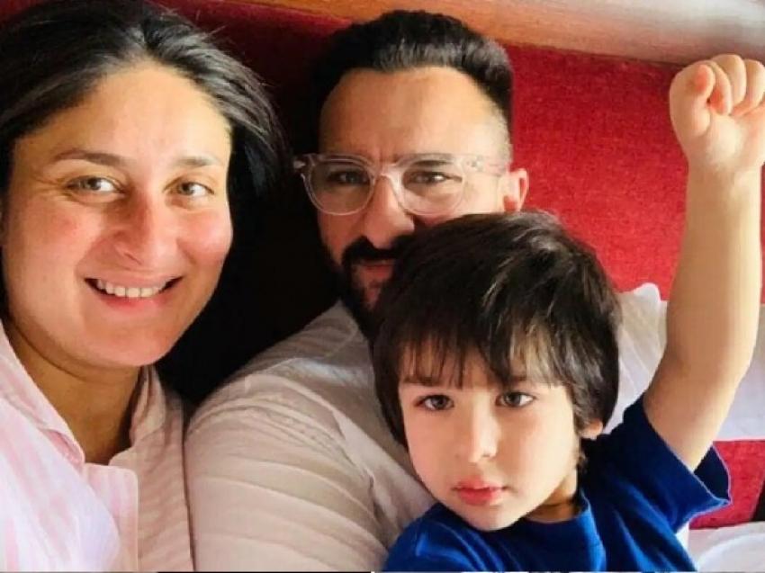 करीना कपूर के छोटे बेटे जेह की तस्वीरें, बड़े भाई तैमूर की हैं कार्बन कॉपी