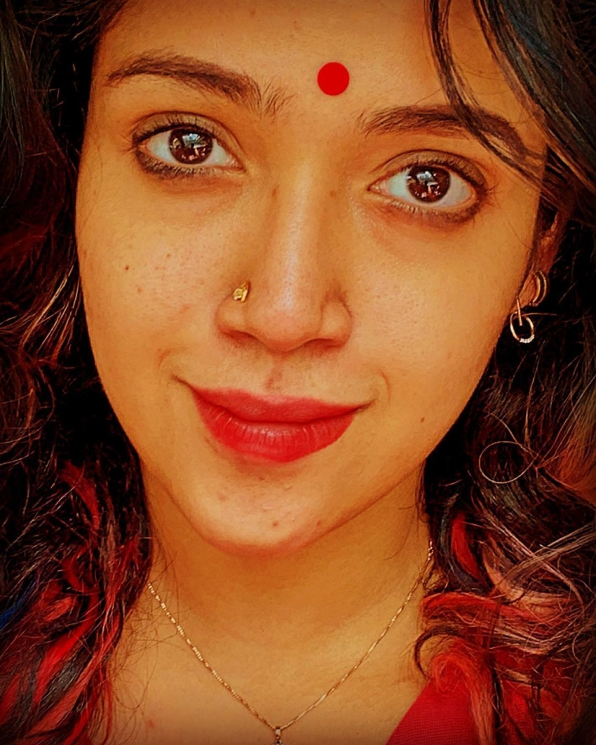 ബിഗ് ബോസ് താരം അഭിരാമി സുരേഷിന്റെ വൈറല് ചിത്രങ്ങള്, കാണാം