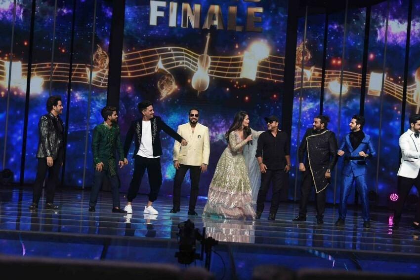 Indian Pro Music League Grand Finale Photos