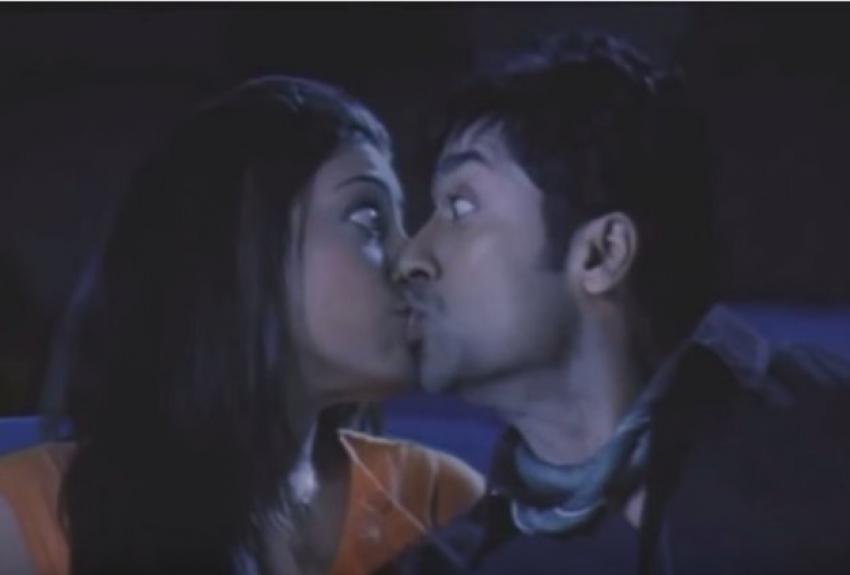 International Kissing Day: நம்ம சினிமா பிரபலங்கள் இறுக்கி அனைச்சு அடித்த முத்தங்கள்!