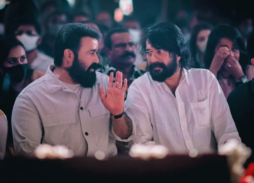 Mohanlal-Mammootty To Dulquer Salmaan-Prithviraj; Mollywood Stars And Their BFF From The Industry Photos