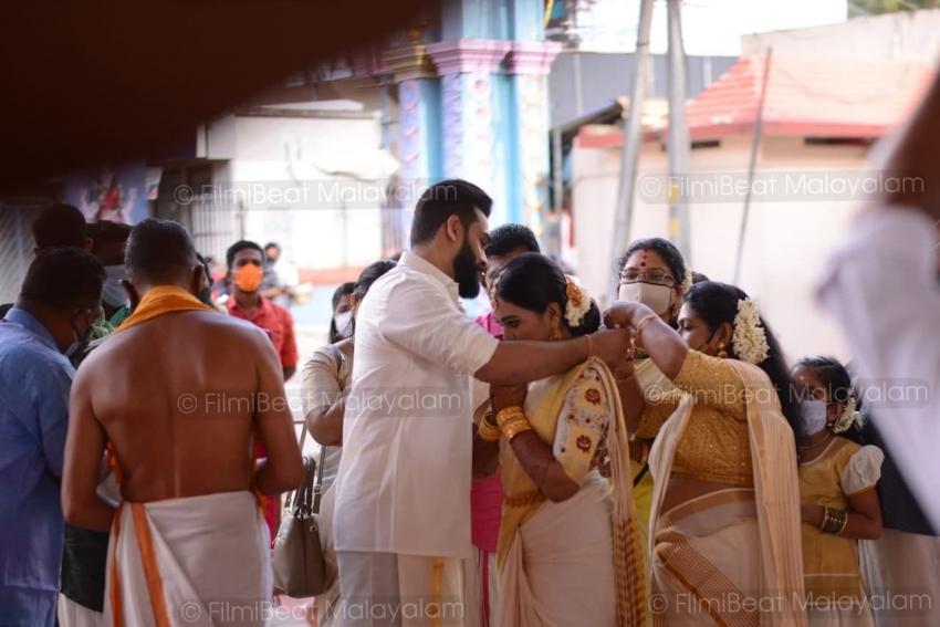 മൃദുലയുടെയും യുവയുടെയും വിവാഹ ചിത്രങ്ങള് വൈറല്, കാണാം