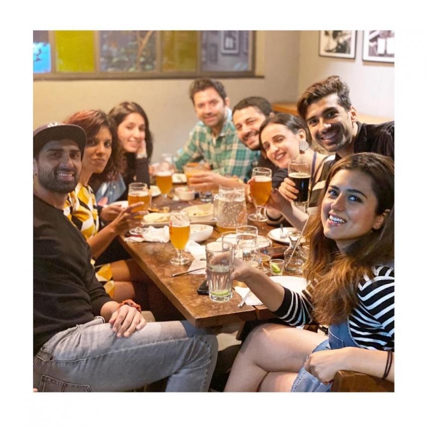 Friendship Day 2021: Sanaya-Drashti, Barun Sobti & His Gang, SidNaaz & Other TV Celebs Who Give Us Major Friendship Goals Photos