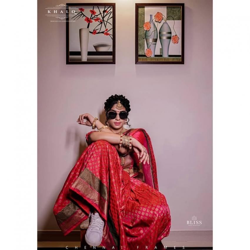 സീതാ കല്യാണത്തിലെ സ്വാതി, നടി റെനീഷ റഹ്മാന്റെ വൈറല് ഫോട്ടോഷൂട്ട് ചിത്രങ്ങള് കാണാം