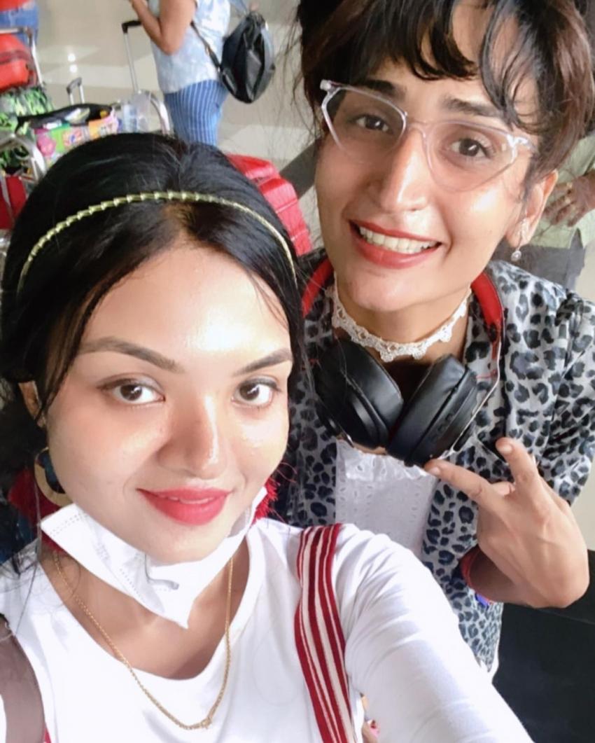 ബിഗ് ബോസിലെ സുഹൃത്തുക്കൾ, റംസാനൊപ്പമുള്ള സൂര്യയുടെ പുത്തൻ ഫോട്ടോസ് കാണാം