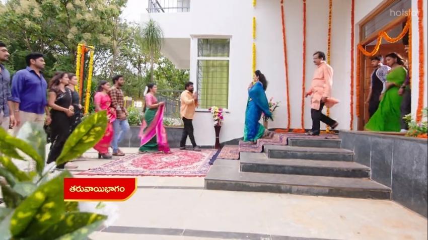 Vadinamma : శిల్ప ఇంటికి నాని ఫ్యామిలీ.. మరో స్కెచ్ వేసిన దమయంతి!