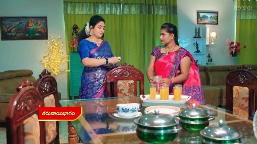 Vadinamma నాని మీద దమయంతి కొత్త స్కెచ్.. జ్యూస్ లో మందు.. తాగుతాడా? లేదా?