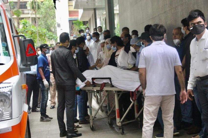 Veteran Actor Dilip Kumar Passes Away Photos
