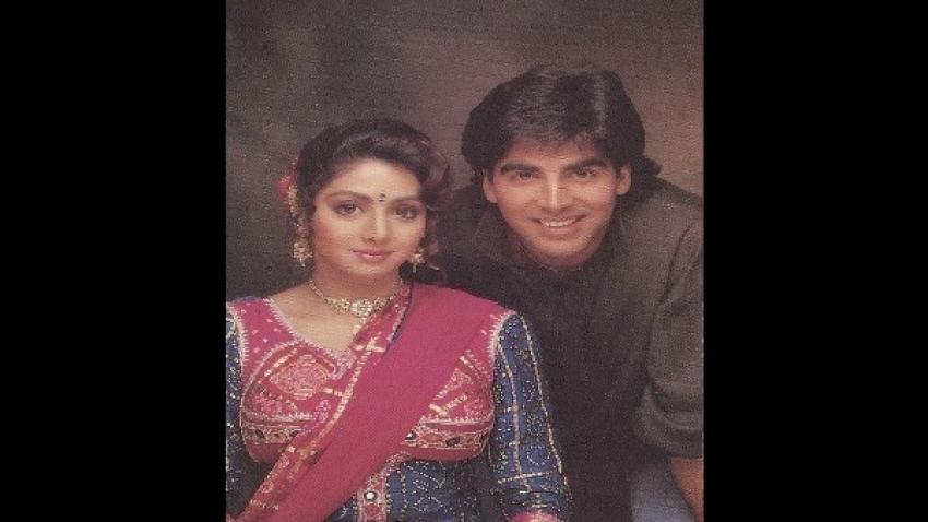 बर्थडे पर देखिए श्रीदेवी का बोल्ड फोटोशूट: सलमान- अमिताभ के साथ