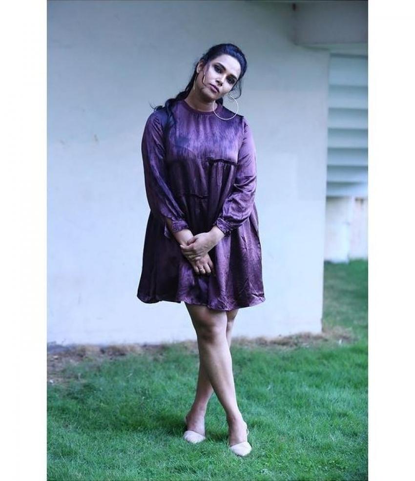 తెలుగు నటి హరి తేజ పర్సనల్ ఫొటోలు: తల్లైనా తర్వాత బోల్డుగా కనిపించిన భామ
