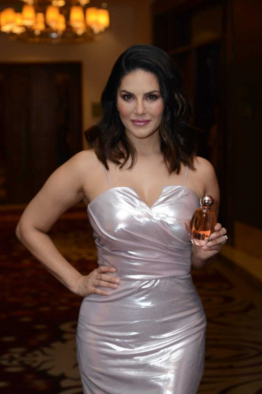 Affetto perfume launch by Sunny Leone Photos