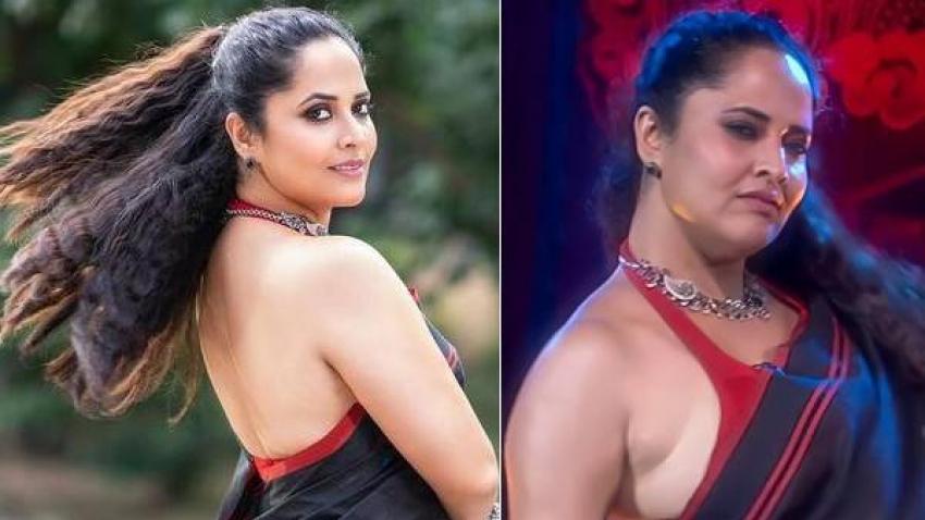 Anasuya Bharadwaj జబర్దస్త్లో అదరగొట్టిన రంగమ్మత్త.. మీరెప్పుడూ చూడని హాట్ ఫోటోలు వైరల్గా