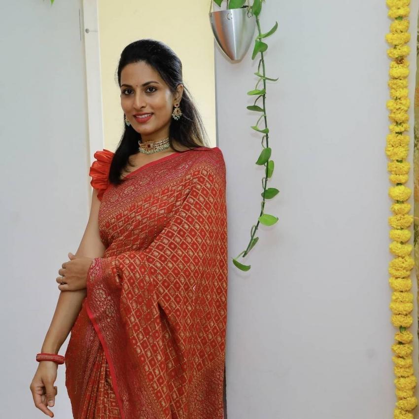 Bigg boss 5 Telugu: కంటెస్టెంట్ గా రానున్న TV9 యాంకర్ ప్రత్యూష.. లేటెస్ట్ ఫొటోస్ వైరల్