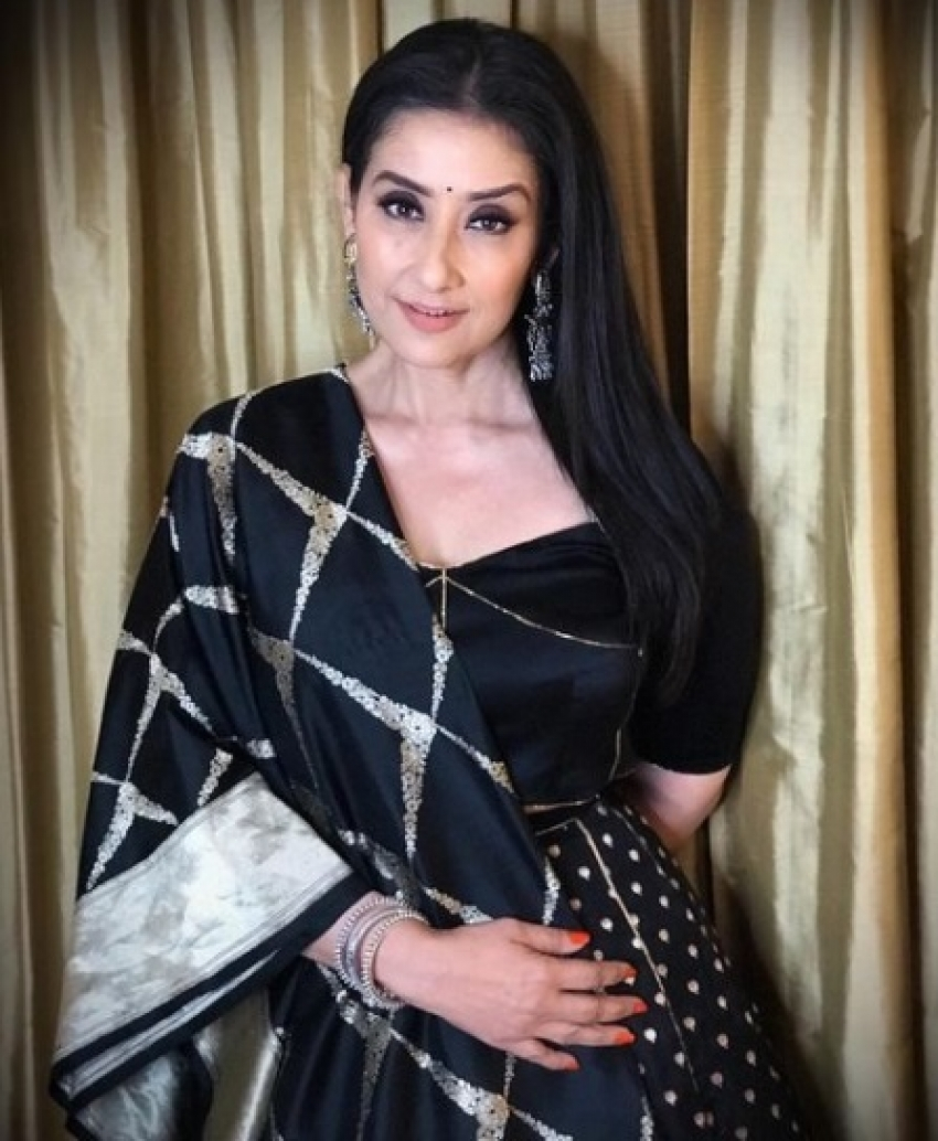 Birthday Special: Manisha Koirala Is An Epitome Of Grace In These Pictures Photos