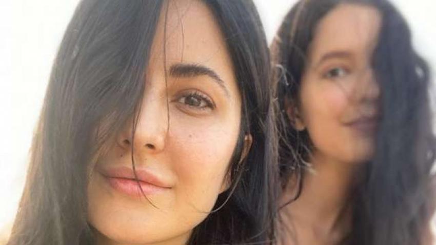 बॉलीवुड  की सबसे HOT बहनों की जोड़ी, कैटरीना कैफ- इसाबेल, देखिए फोटो