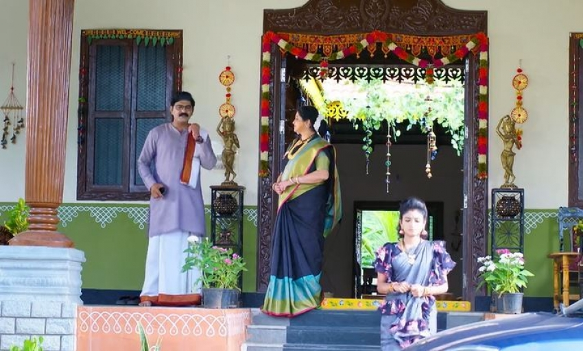 Janaki Kalaganaledu Today Promo 100th episode: మల్లిక చేసిన తప్పుకు మరోసారి ఇరకాటంలో పడిన జానకి!