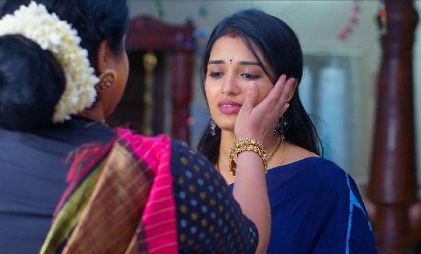 Janaki Kalaganaledu Today Promo 99th episode: జ్ఞానాంబ చెప్పుల గోల.. మరోసారి దొరికిపోయిన జానకి!