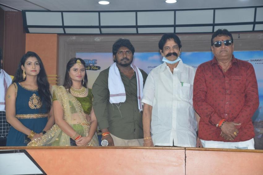 Kaalamrasina Kadhalu Movie Opening Photos