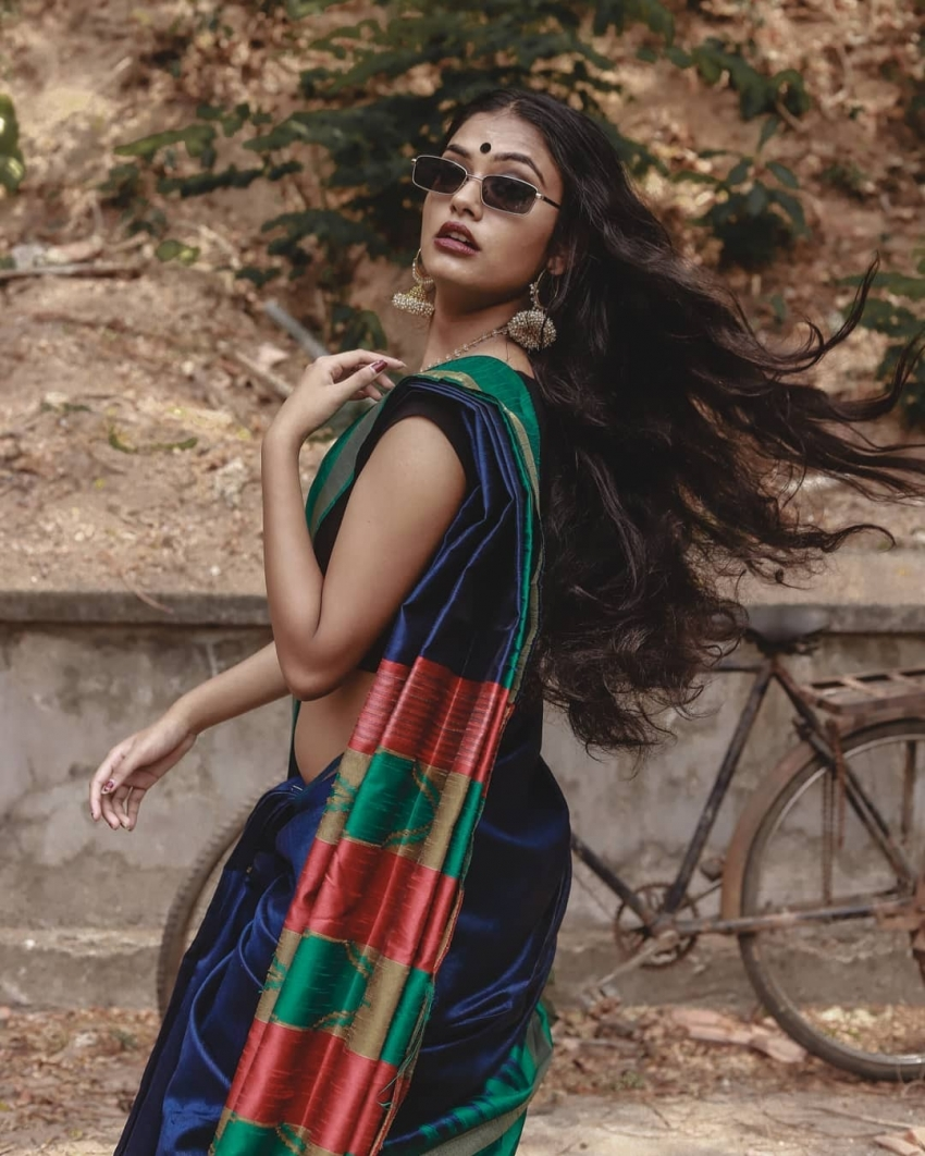 Lachu / Aiswarya Suresh Photos