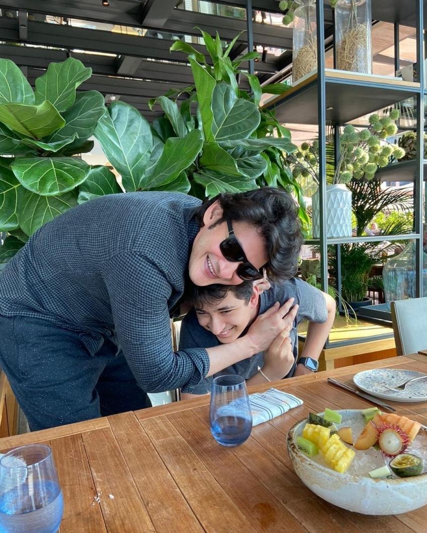 Mahesh Babu's Son Gautam Ghattamaneni's Pictures With Superstar Reflect Strong 'Father-Son' Bond Photos