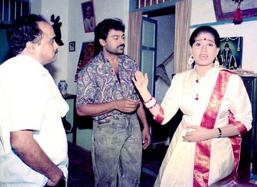 HBD Chiranjeevi : మునుపెన్నడూ మీరు చూడని రేర్ ఫోటోలు.. డోంట్ మిస్!