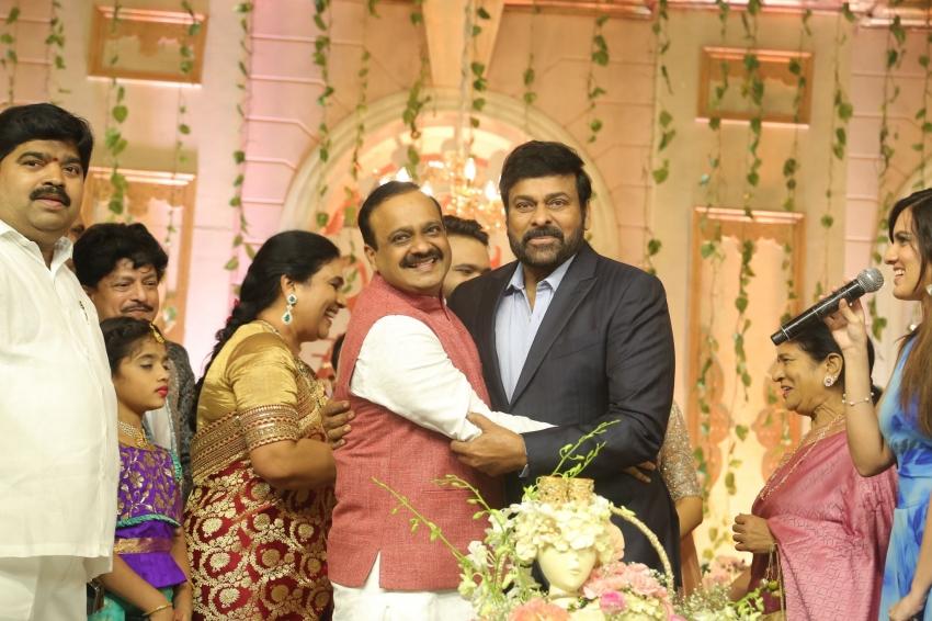 MP Balashowry Vallabhaneni son Engagement.. చిరంజీవితోపాటు సినీ, రాజకీయ ప్రముఖులు ఎవరు హాజరయ్యారంటే!