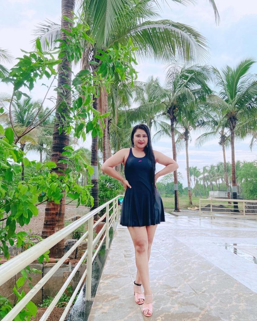Priyanka Pandit : ప్రైవేట్ వీడియో లీకయినా అందాల ఆరబోతలో ఎక్కడా తగ్గట్లేదుగా!