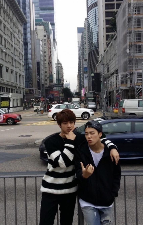 Rare Photos Of BTS Members Photos