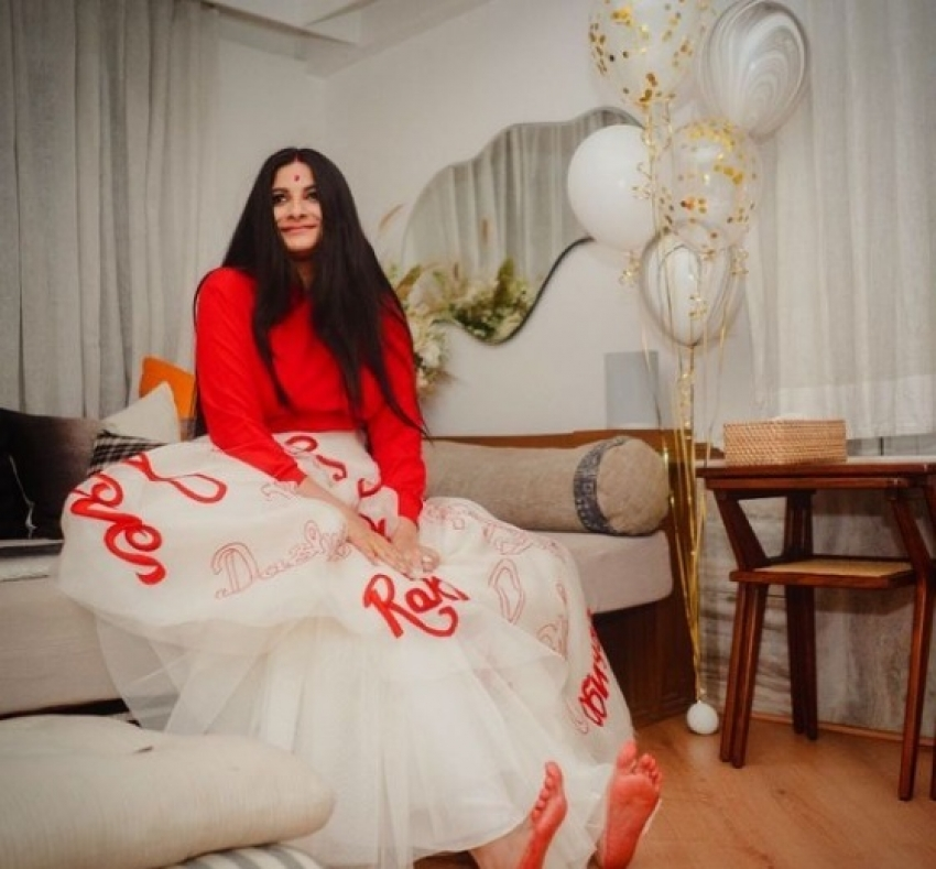 Rhea Kapoor's Unseen Pictures From Her Wedding After-Party Photos
