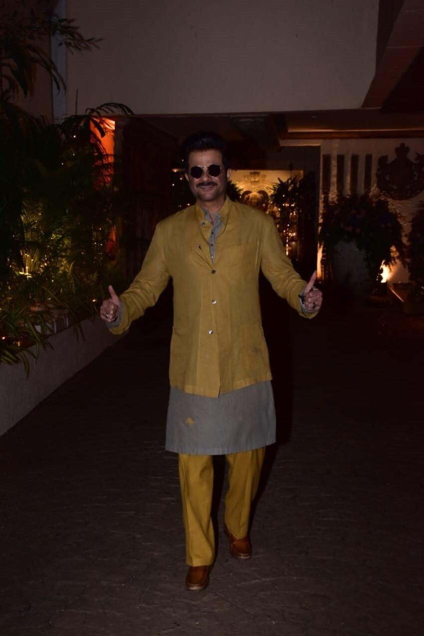 Rhea Kapoor's Wedding Party Photos