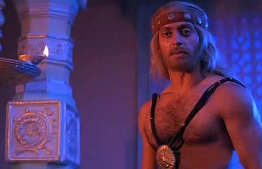 Salman Khan's Most Embarrassing Pictures From 1992 Film Suryavanshi Photos