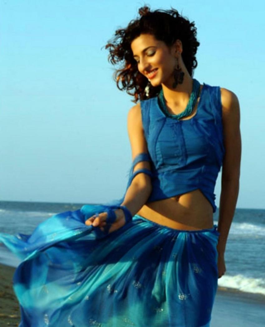 Shruti Hassan : పదిహేడేళ్ళప్పుడు ఎలా ఉందో చూశారా? అస్సలు గుర్తుపట్టలేరు!