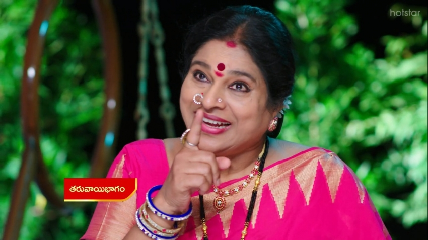 Vadinamma : గుమ్మడికాయను నమ్ముకున్న దమయంతి.. పార్వతి దెబ్బతో శోభనం క్యాన్సిల్?