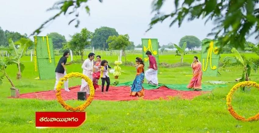 Janaki Kalagana September 3rd Promo: తోటలో జ్ఞానాంబ ఫ్యామిలీ చిందులు.. మల్లిక కోపానికి బ్రేక్