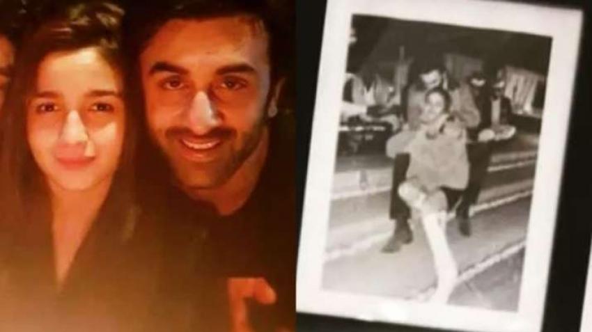 शादी से पहले देखिए तस्वीरों में रणबीर कपूर-आलिया भट्ट का रोमांस