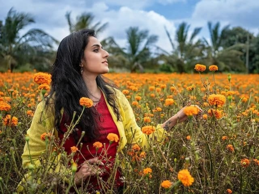 ലളിതം, മനോഹരം; അതിസുന്ദര ചിത്രങ്ങളുമായി ആന് ശീതല്