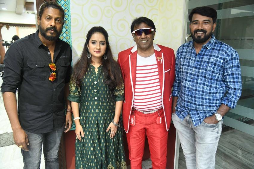 Chaddi Dosth Kaddi Alladisbitta Film Success Press Meet Photos