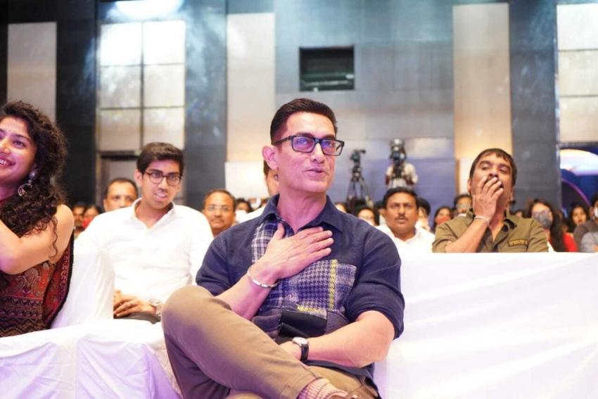 Chiranjeevi తో స్టెప్పులేసి ఇరుగదీసిన సాయిపల్లవి .. అమీర్ ఖాన్ ఎమోషనల్గా